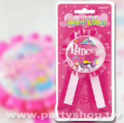 珠寶公主生日胸章[T6]