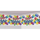 生日氣球超大貼布12米[T6]
