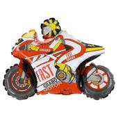 14吋 紅摩托車[T5]