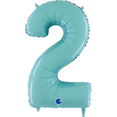 26吋 古錐藍數字2
