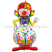 """54"""" 站立派對小丑[T3]"""