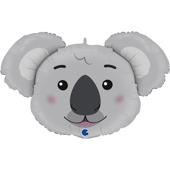 37吋 老實無尾熊臉-P[T3]