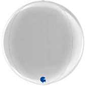 15吋 透明 立體正圓[T5]