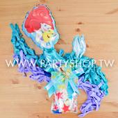 小小美人魚棉糖組_33938<客製商品需先付款>