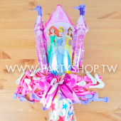 小夢幻城堡公主棉糖組_33934<客製商品需先付款>