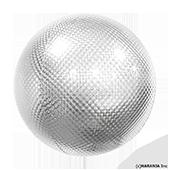 20吋 立體正圓-鑽石色[T5]