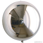 32吋 立體正圓-銀[T5]