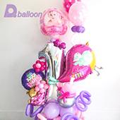 拼圖氣球_女寶寶慶生