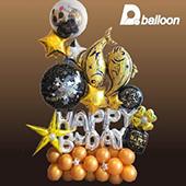 拼圖氣球_星座生日款