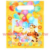 氣球維尼禮物袋/6入 [T10]