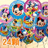 2200空飄球-卡通風