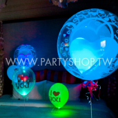 愛發亮的你-LED氣球[售價1990]