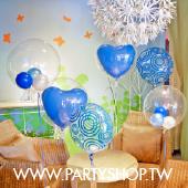 夏日微風氣球組/ 6顆[售價1100]<可宅配>