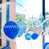 白日夢泡泡氣球組/ 6顆[售價1000]<可宅配>