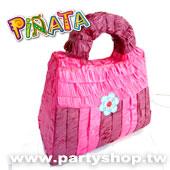 PINATA桃紫手提包-皮那塔[T2]