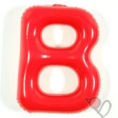 14吋 B-耐久字母-紅[T3]
