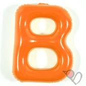 14吋 B-耐久字母-橘[T3]