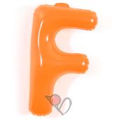 14吋 F-耐久字母-橘[T3]
