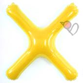 14吋 X-耐久字母-黃[T3]