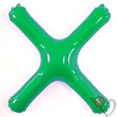 14吋 X-耐久字母-綠[T3]