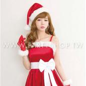 優雅聖誕裙組