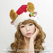 聖誕可愛麋鹿帽[T4]