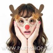 麋鹿造型眼鏡[T4]