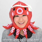 章魚帽[T2]