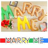 Marry Me多彩字母組<可宅配>