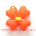 繽紛糖果球花-橘色[小]