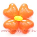 繽紛糖果球花-橘色[中]
