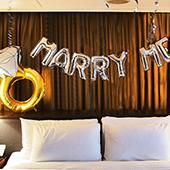 求婚浪漫佈置包套