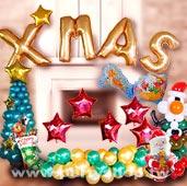 耶誕歡樂佈置5999<限定區域 親送免運費>