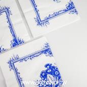 青花瓷紙巾/20入[T8]