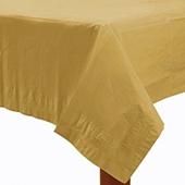 金塑膠長桌巾137*274[T3]