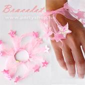 粉色-精靈手環