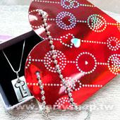 心型珠鍊紙袋/個 (限定買球束加價購優惠專用)
