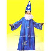 藍色巫師服