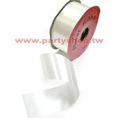 5cm (白)PP緞帶/100碼[T2]