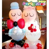 造型氣球-新人組<限門市自取>