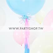 紙流蘇大氣球