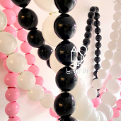 DIY連結球繽紛樂+贈打氣筒/200顆
