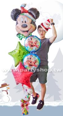 米奇耶誕帽<可宅配>