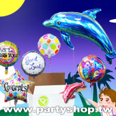 氣球樂活1000_海豚的祝福_05813